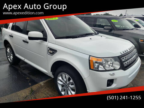 2012 Land Rover LR2 for sale at Apex Auto Group in Cabot AR