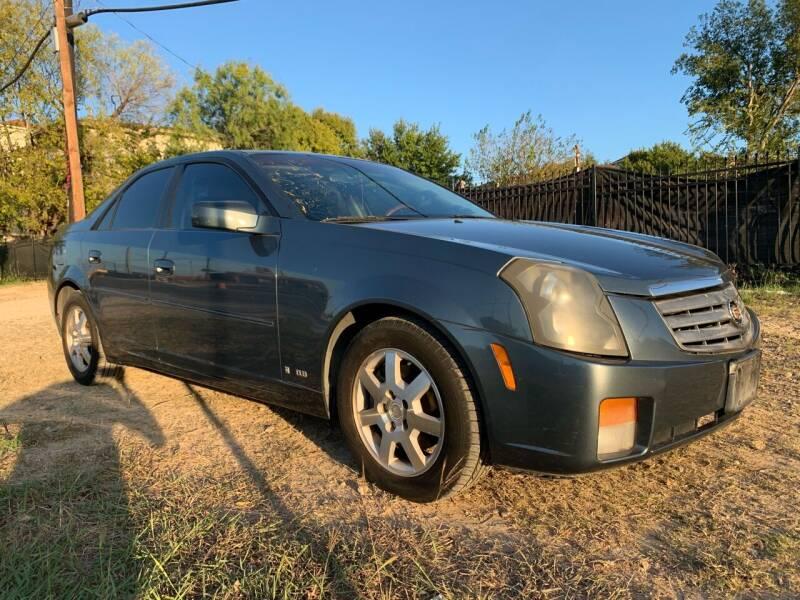 2006 Cadillac CTS for sale at C.J. AUTO SALES llc. in San Antonio TX