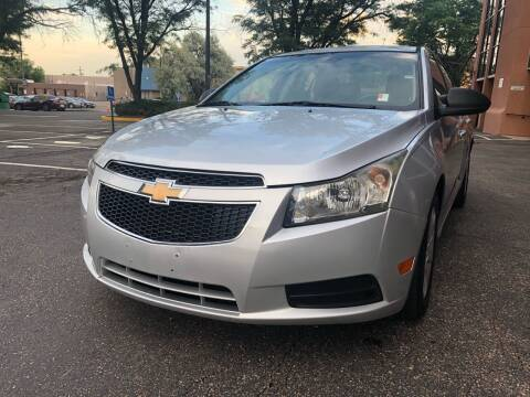 2011 Chevrolet Cruze for sale at Modern Auto in Denver CO