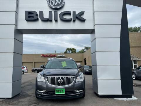 2014 Buick Enclave for sale at Paul Spady Motors INC in Hastings NE
