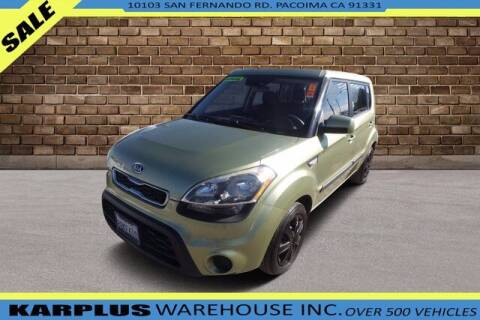2012 Kia Soul for sale at Karplus Warehouse in Pacoima CA