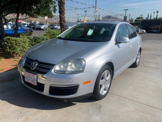 2009 Volkswagen Jetta for sale at Los Compadres Auto Sales in Riverside CA