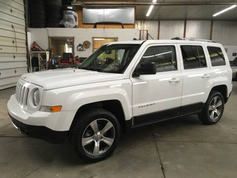 2016 Jeep Patriot for sale at T James Motorsports in Gibsonia PA