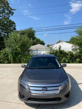 2010 Ford Fusion for sale at Suburban Auto Sales LLC in Madison Heights MI