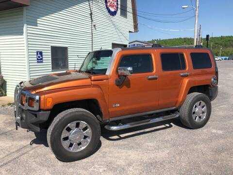 2007 HUMMER H3 for sale at Superior Auto Sales in Duncansville PA