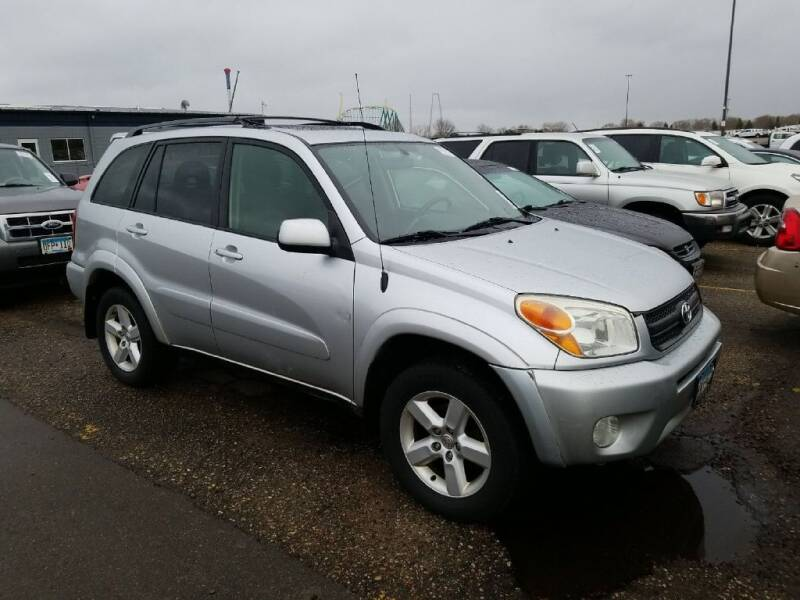 2004 Toyota RAV4 for sale at Affordable 4 All Auto Sales in Elk River MN