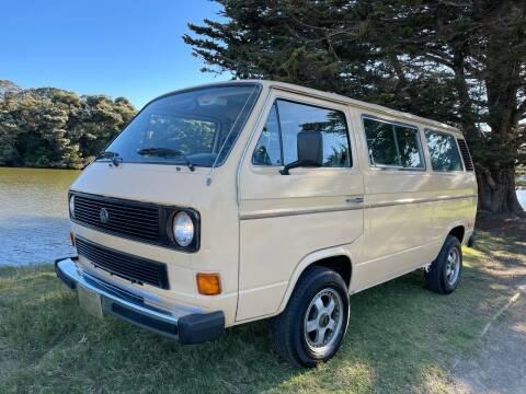 1985 Volkswagen Vanagon for sale at Dodi Auto Sales in Monterey CA