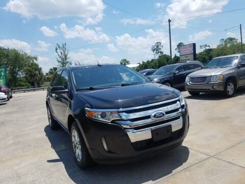 2013 Ford Edge for sale at FAMILY AUTO BROKERS in Longwood FL