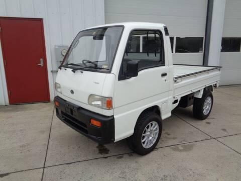 1993 Subaru Sambar for sale at Lewin Yount Auto Sales in Winchester VA