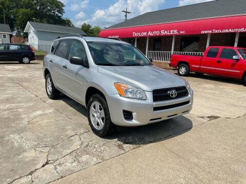 2012 Toyota RAV4 for sale at Taylor Auto Sales Inc in Lyman SC