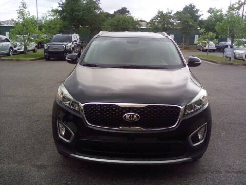 2017 Kia Sorento for sale at JOE BULLARD USED CARS in Mobile AL
