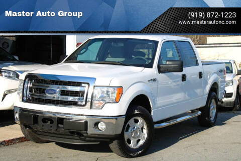 2013 Ford F-150 for sale at Master Auto Group in Raleigh NC