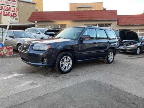 2008 Subaru Forester for sale at STS Automotive in Denver CO