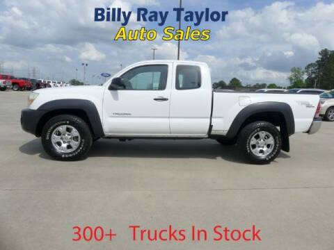 2010 Toyota Tacoma for sale at Billy Ray Taylor Auto Sales in Cullman AL