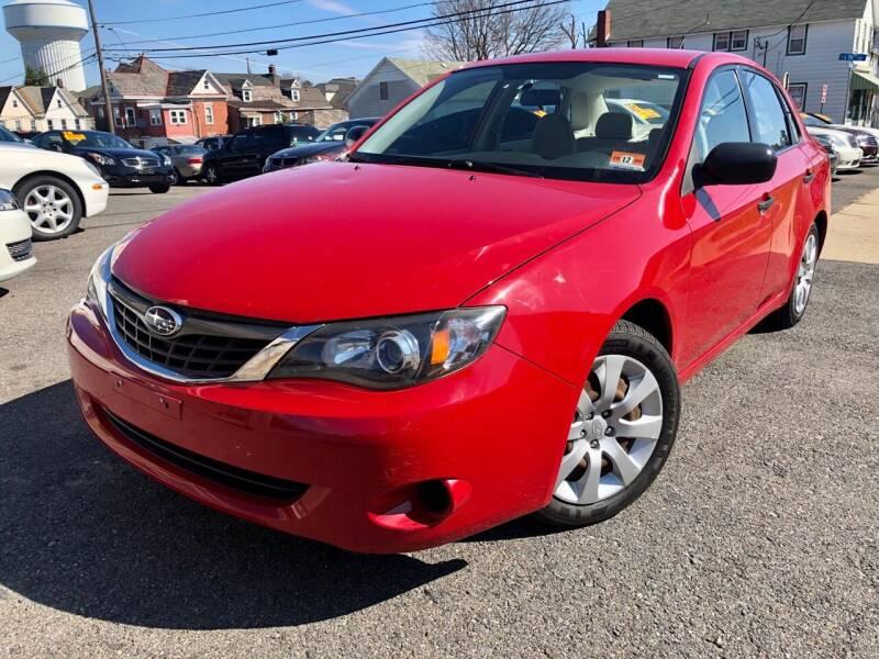 2008 Subaru Impreza for sale at Majestic Auto Trade in Easton PA