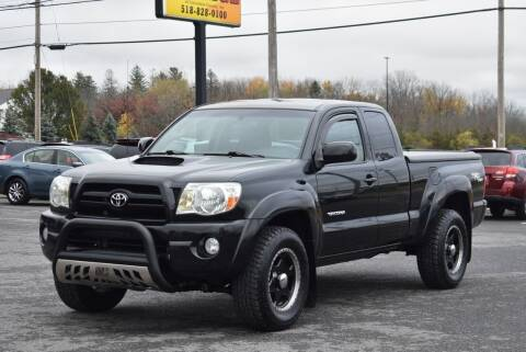 2008 Toyota Tacoma for sale at Broadway Garage of Columbia County Inc. in Hudson NY