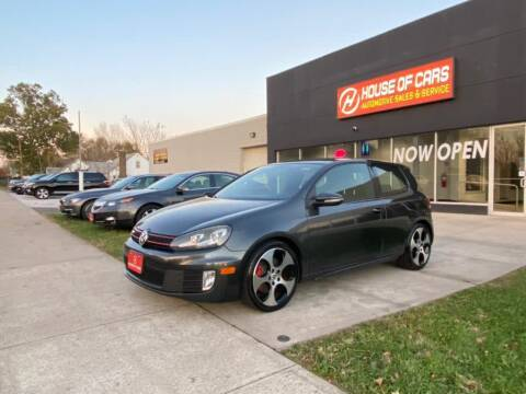 2010 Volkswagen GTI for sale at HOUSE OF CARS CT in Meriden CT
