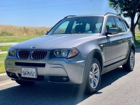 2006 BMW X3 for sale at Silmi Auto Sales in Newark CA