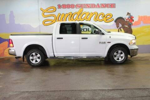 2015 RAM Ram Pickup 1500 for sale at Sundance Chevrolet in Grand Ledge MI