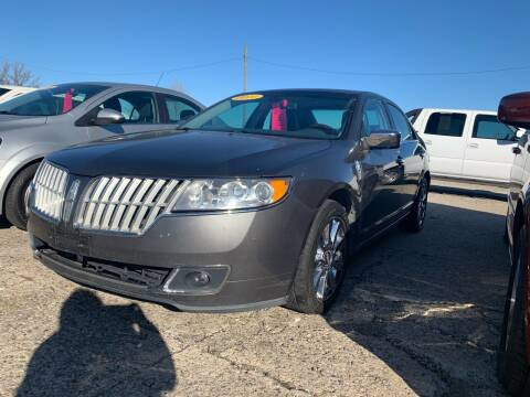 2010 Lincoln MKZ for sale at Cars To Go in Lafayette IN