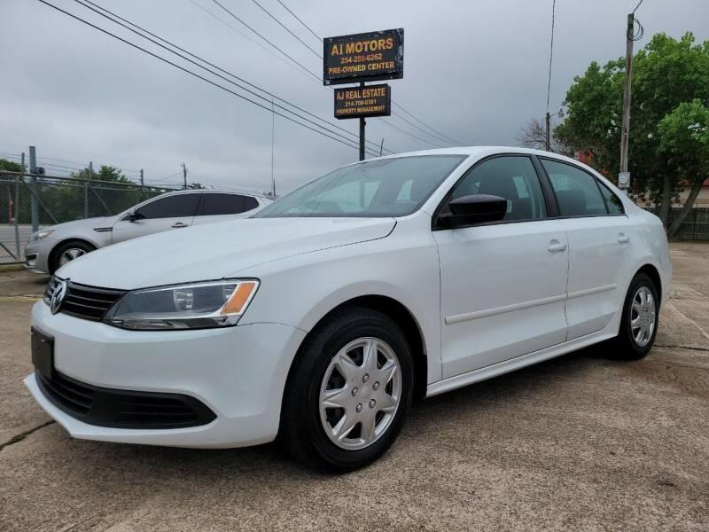 2014 Volkswagen Jetta for sale at AI MOTORS LLC in Killeen TX