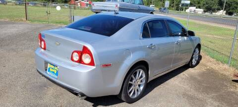 2009 Chevrolet Malibu for sale at COLLECTABLE-CARS LLC in Nacogdoches TX
