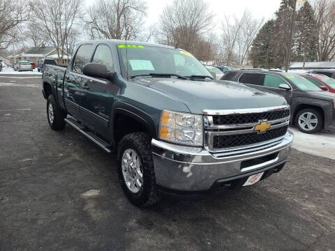 2011 Chevrolet Silverado 2500HD for sale at Stach Auto in Edgerton WI