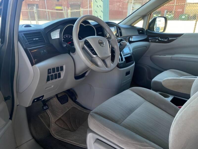 2015 Nissan Quest 3.5 SV 4dr Mini-Van - Philladelphia PA