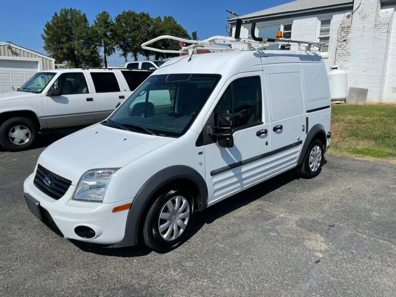 2013 Ford Transit Connect for sale at Superior Wholesalers Inc. in Fredericksburg VA