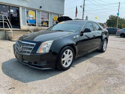 2009 Cadillac CTS for sale at Bagwell Motors in Lowell AR