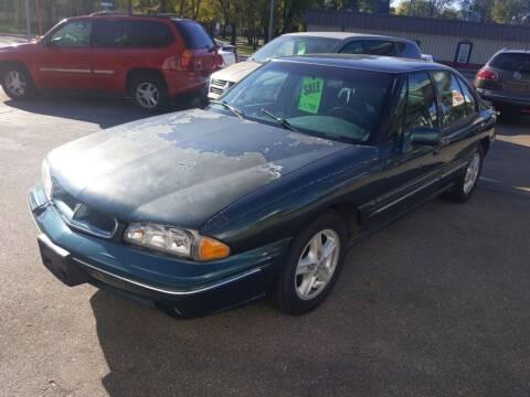 1997 Pontiac Bonneville for sale at NORTHERN MOTORS INC in Grand Forks ND