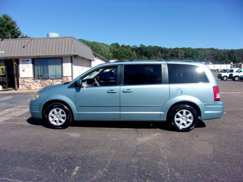 2010 Chrysler Town and Country for sale at Welkes Auto Sales & Service in Eau Claire WI