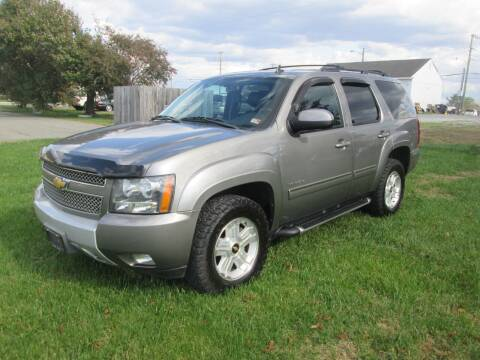 2012 Chevrolet Tahoe for sale at Wally's Wholesale in Manakin Sabot VA