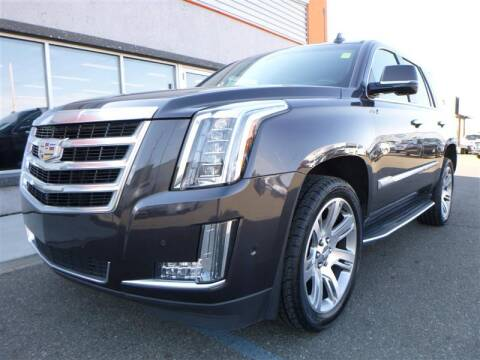 2017 Cadillac Escalade for sale at Torgerson Auto Center in Bismarck ND