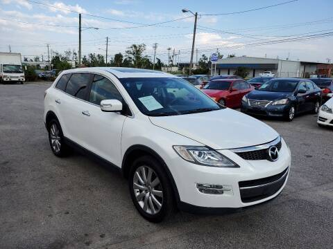 2008 Mazda CX-9 for sale at Jamrock Auto Sales of Panama City in Panama City FL