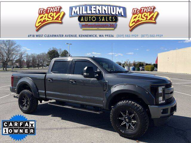 2017 Ford F-350 Super Duty for sale at Millennium Auto Sales in Kennewick WA