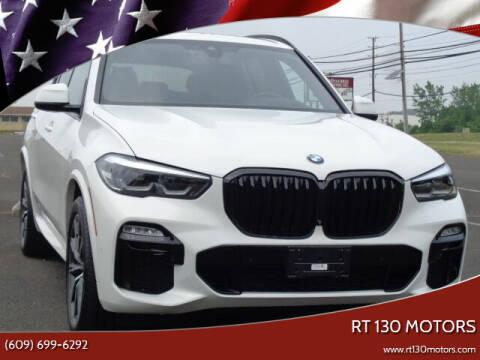 2019 BMW X5 for sale at RT 130 Motors in Burlington NJ