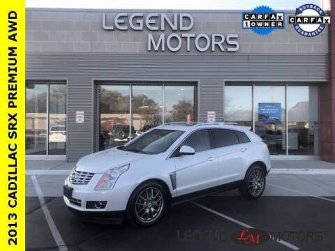2013 Cadillac SRX for sale at Legend Motors of Detroit - Legend Motors of Waterford in Waterford MI