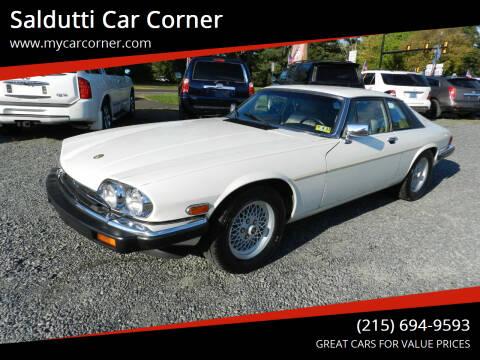 1991 Jaguar XJ-Series for sale at Saldutti Car Corner in Gilbertsville PA