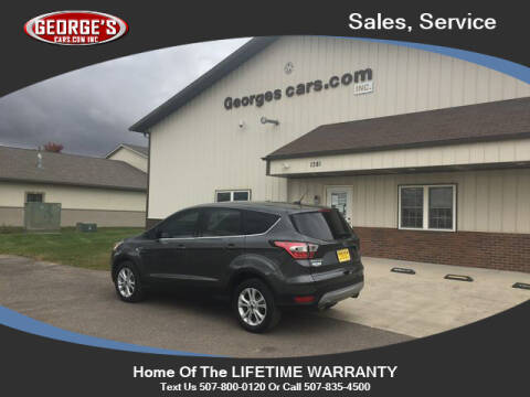 2017 Ford Escape for sale at GEORGE'S CARS.COM INC in Waseca MN