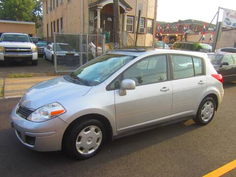 2008 Nissan Versa for sale at Cali Auto Sales Inc. in Elizabeth NJ