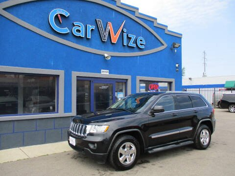 2011 Jeep Grand Cherokee for sale at Carwize in Detroit MI