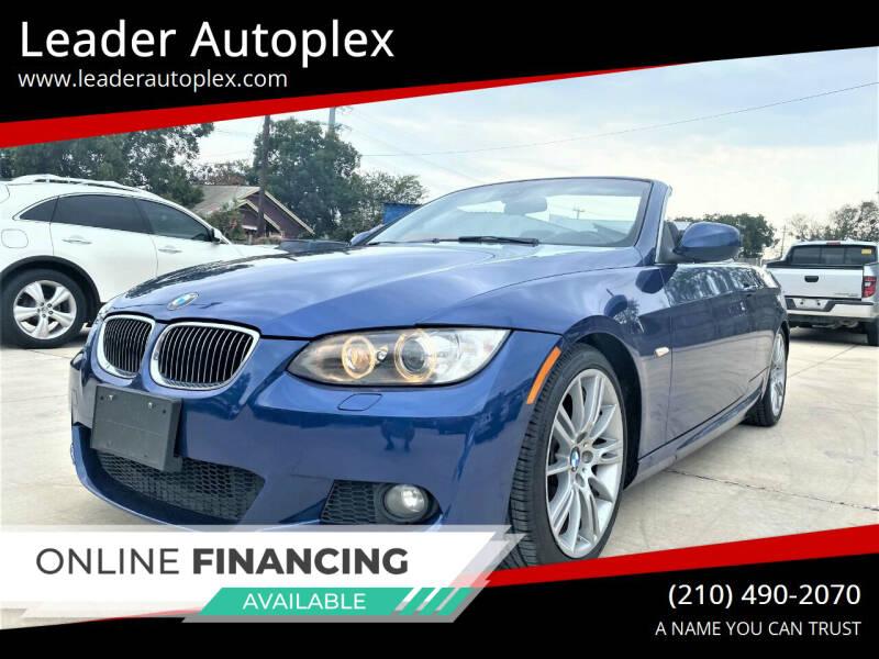 2010 BMW 3 Series for sale at Leader Autoplex in San Antonio TX