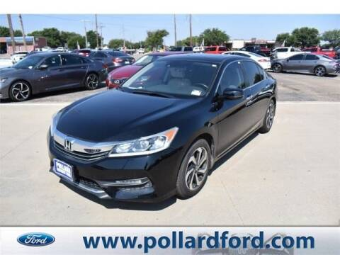 2017 Honda Accord for sale at South Plains Autoplex by RANDY BUCHANAN in Lubbock TX