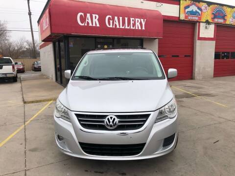 2009 Volkswagen Routan for sale at Car Gallery in Oklahoma City OK