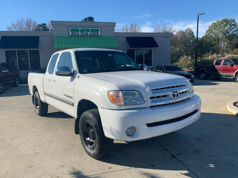 2006 Toyota Tundra for sale at Cross Motor Group in Rock Hill SC