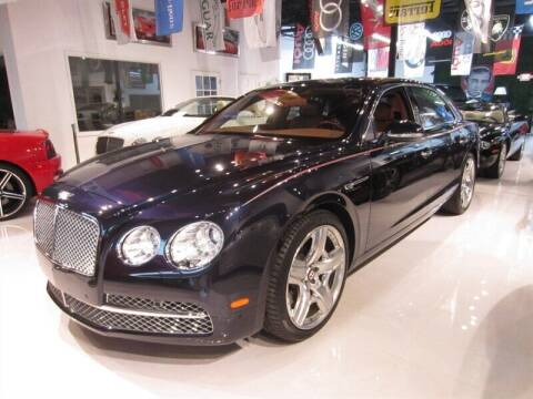 2015 Bentley Flying Spur for sale at Auto Sport Group in Delray Beach FL