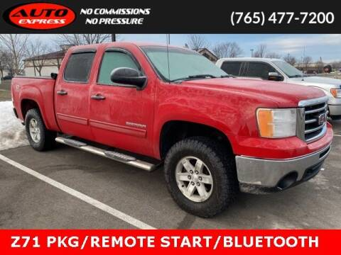 2012 GMC Sierra 1500 for sale at Auto Express in Lafayette IN