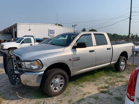 2014 RAM Ram Pickup 2500 for sale at Smart Chevrolet in Madison NC