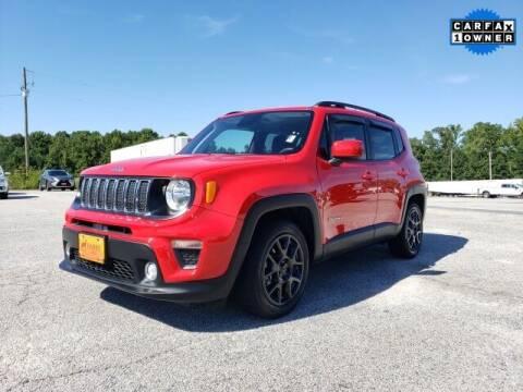 2019 Jeep Renegade for sale at Hardy Auto Resales in Dallas GA